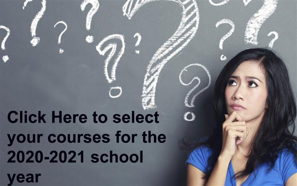 2020-2021 Online Course Selection